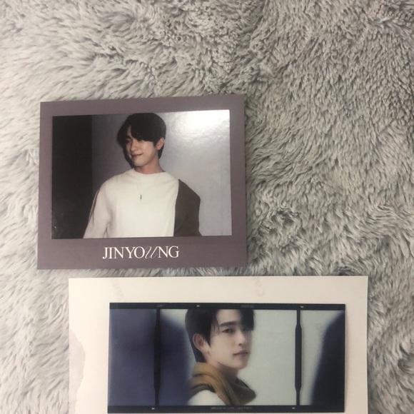 Jinyoung duo set